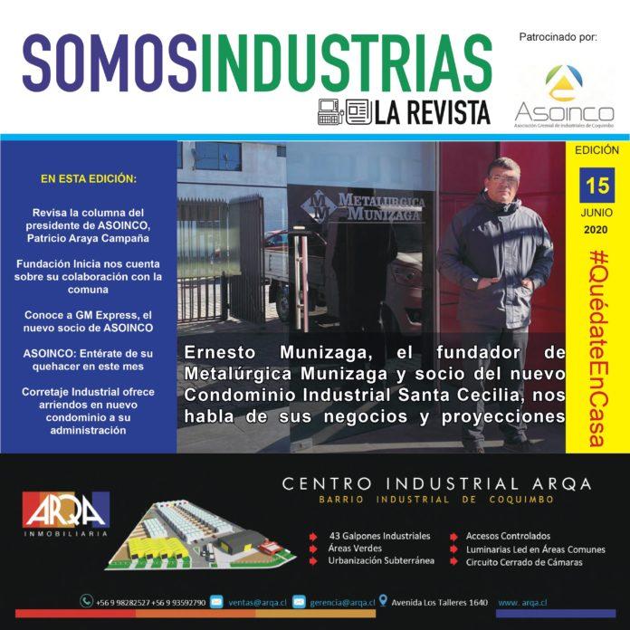 Somos Industrias - Edicion 15